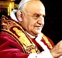 Canonisation of Pope John XXIIII