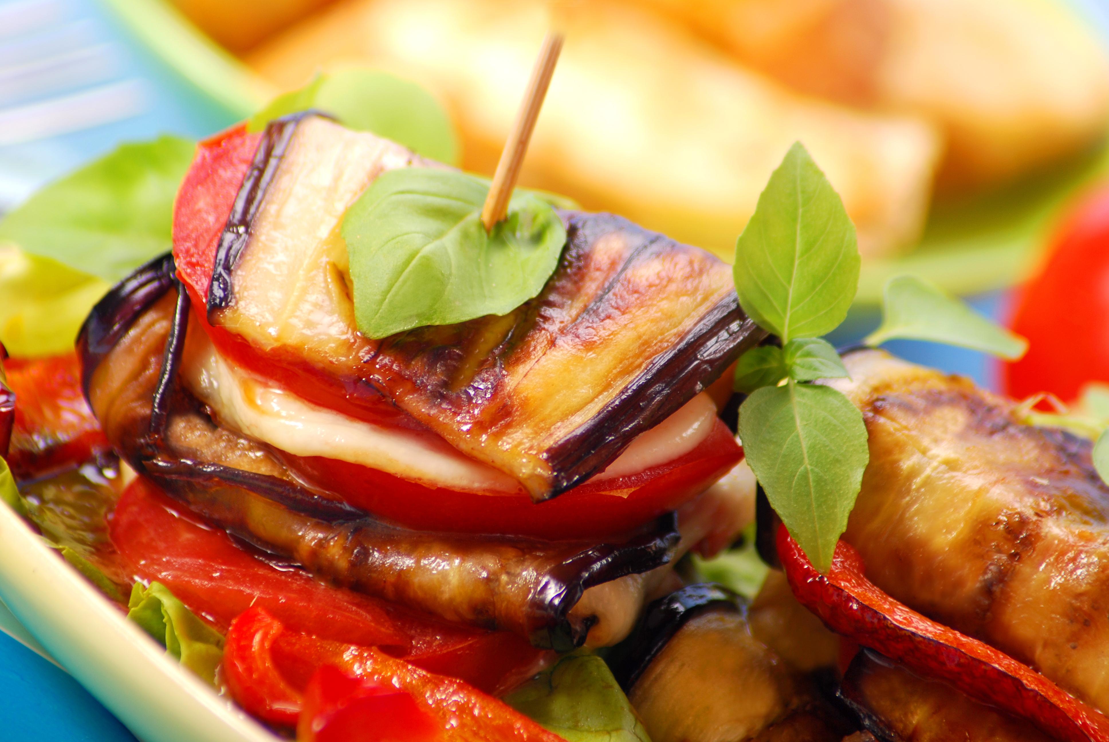 Блюда с моцареллой рецепты простые