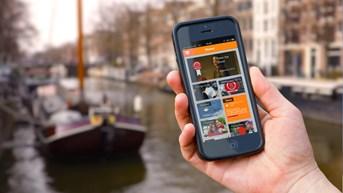 I amsterdam City Guide app
