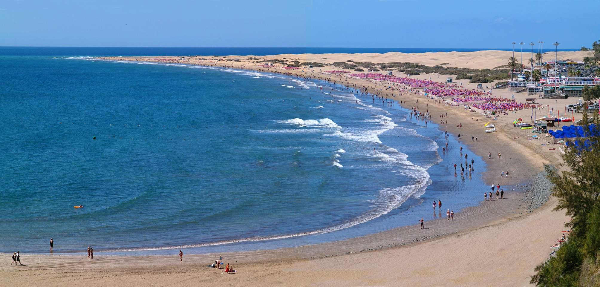Fotos de la playa del ingles en gran canaria 33