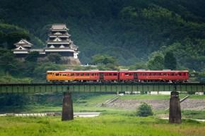 Iyonada Monogatori Train