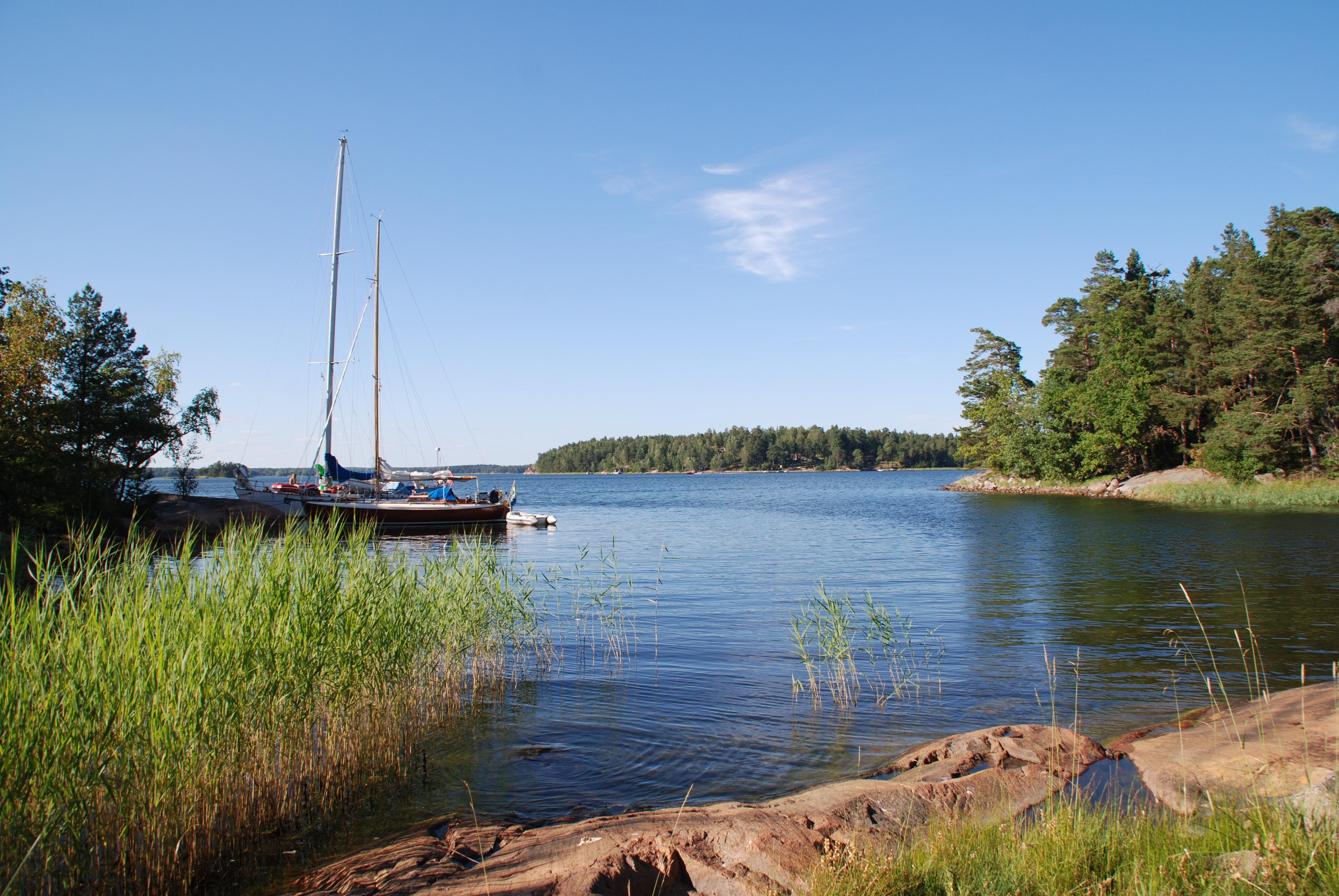 ängsö National Park Norrtälje Roslagen Arrivalguidescom