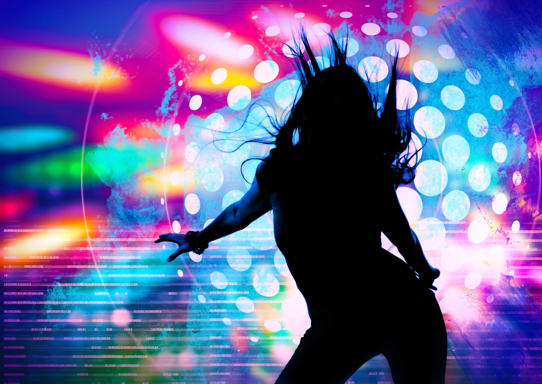 Девушка на дискотеке фото на аву