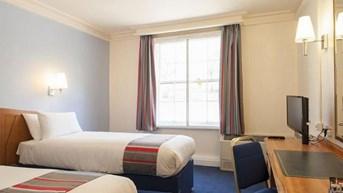 Travelodge London Kings Cross Royal Scot Hotel