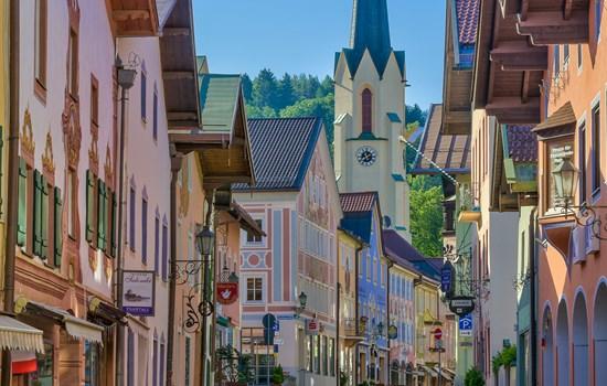 Historic Partenkirchen