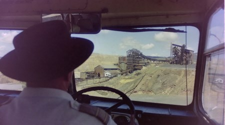 Mount Morgan Gold Mine