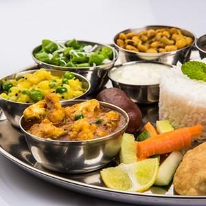 Indian thali / espies/Shutterstock.com