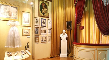 St.Petersburg State Museum of Theatre and Music Art