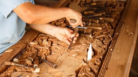 Woodcarving Studio