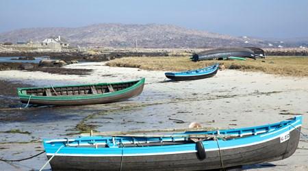 Hidden Gem - Walk the islands of Finish or Mweenish
