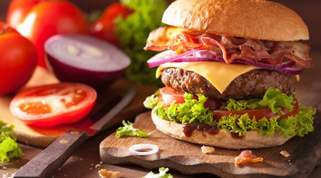 Brook's Gourmet Burgers & Dogs