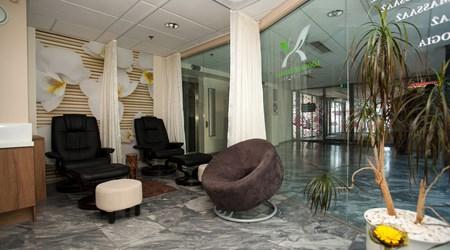 Relaxation Centre Tool ja Tee