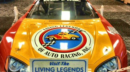 Living Legends of Auto Racing Museum