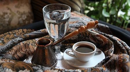 Coffee Molka