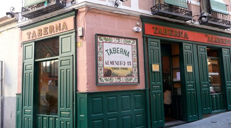 Taberna Almendro 13