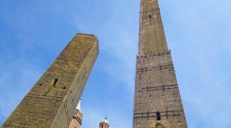Torre Degli Asinelli and Torre Della Garisenda