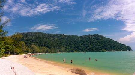 Monkey Beach and Penang National Park