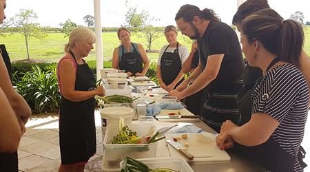 Majors Lane Cooking School