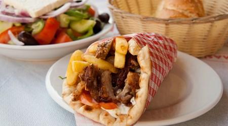 Gyro Gyro Grill House (Naxos Town)