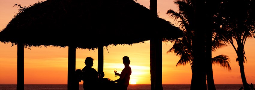 Romantic couples Fiji