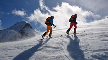 Ski touring Kitzsteinhorn