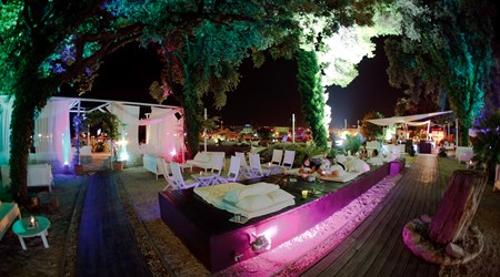The Garden Lounge Bar