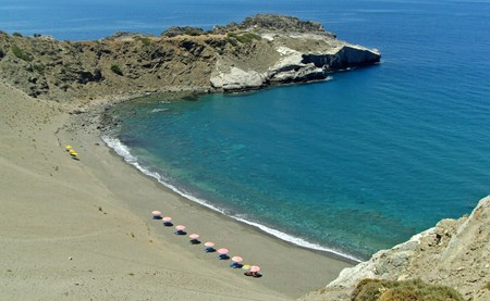 Triopetra & Agios Pavlos