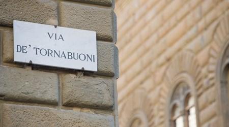 Via Dè Tornabuoni