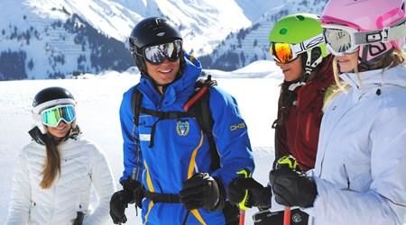 Skischool Lech