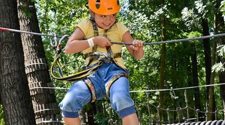 Zamardi Challenge Park (Rope Course)