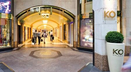 Shopping-Malls/ Kö-Galerie/Kö-Karree