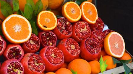 Vegetables and Fruit Market