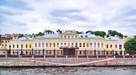 Sheremetev Palace — Museum of Music