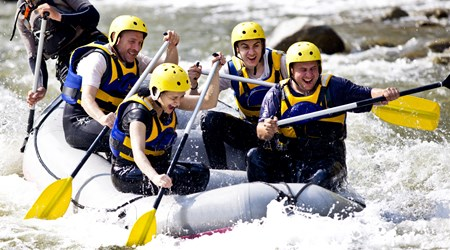 Rafting Nouveau Monde-New World Rafting