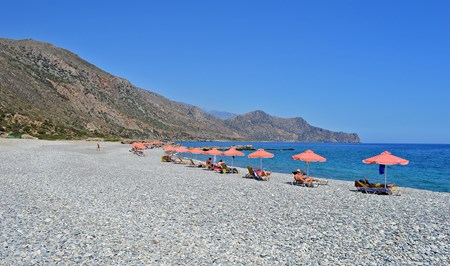 Gialiskari Beach (Paleochora)
