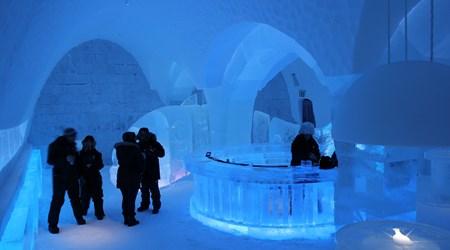 Icebar, Jukkasjarvi