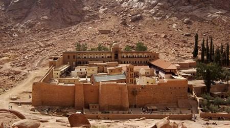 Monastery of St. Catherine