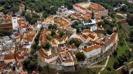 Old Town – Where Tallinn's heart beats