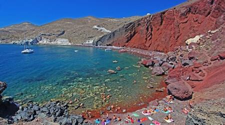 Red Beach (Kokkini Paralia)