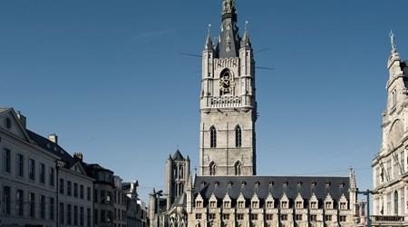 Ghent Belfry, world heritage