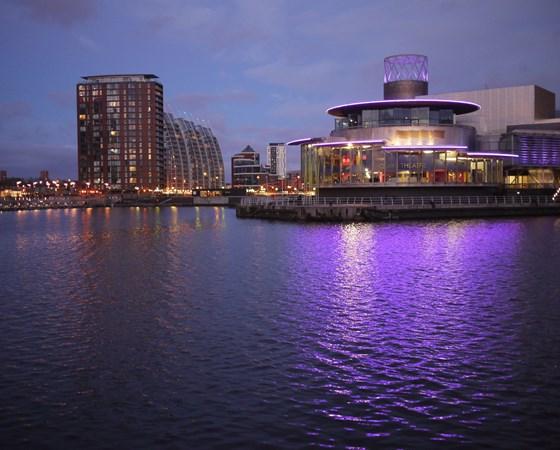 Quays Theatre
