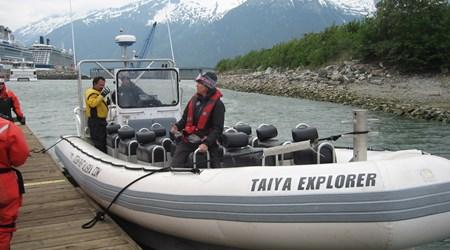 Boat/Rafting Tour