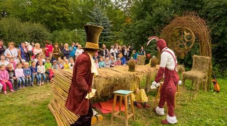 8 September 2018: Apple Noon in Tsarskoye Selo