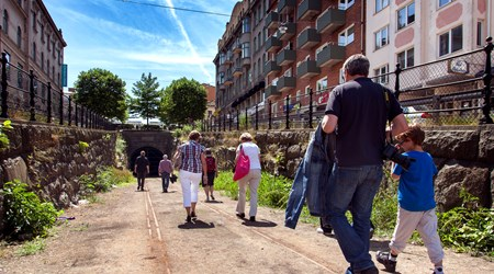 Guided tour - The Red Threat Karlskrona during the Cold War