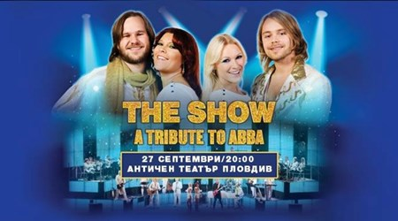 The Show: A Tribute to ABBA - 27/09/2018