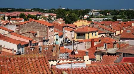 Around Perpignan