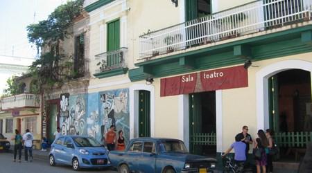Centro Cultural El Mejunje
