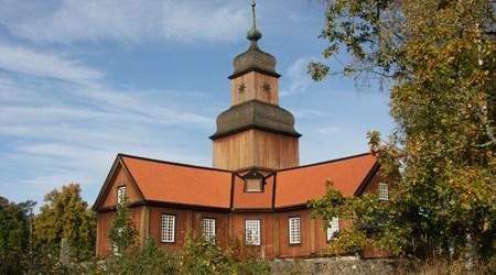 Roslags-Kulla church