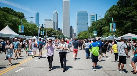 Taste of Chicago (July)