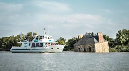 """By boat on the Loire """"Estuaire Nantes-Saint Nazaire"""